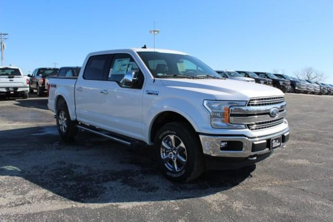 2019 Ford F-150 Lariat Truck Gasoline Four Wheel Drive