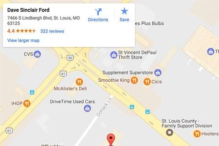 Subaru Dealer St Louis >> Dave Sinclair Ford   Ford Dealership in St Louis MO