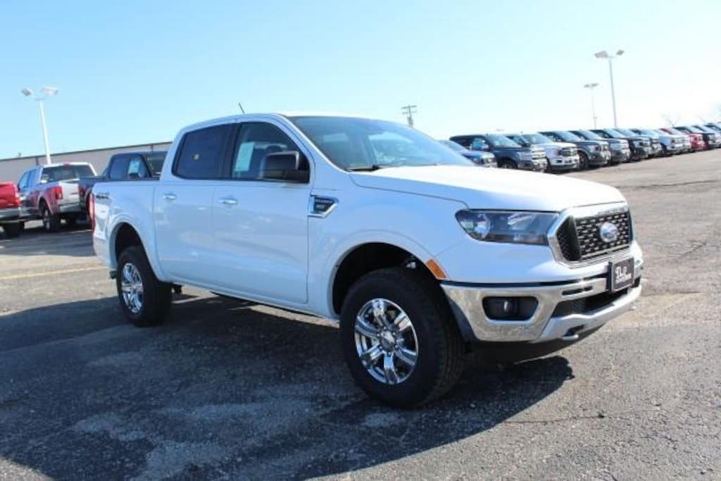 Build Your Own Ford Vehicle Build Price Dave Sinclair Ford >> New 2019 Ford Ranger For Sale St Louis Mo