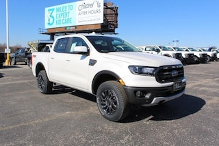 2019 Ford Ranger LARIAT Truck Gasoline Four Wheel Drive