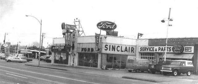 dave sinclair family history car dealer
