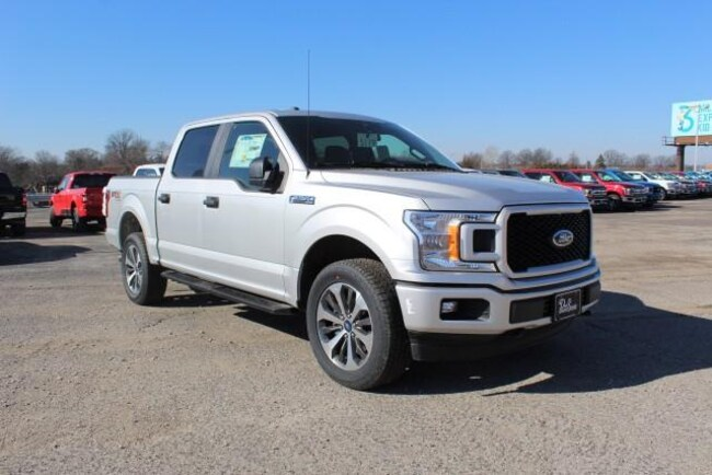 2019 Ford F-150 STX Truck Flexible Fuel Four Wheel Drive