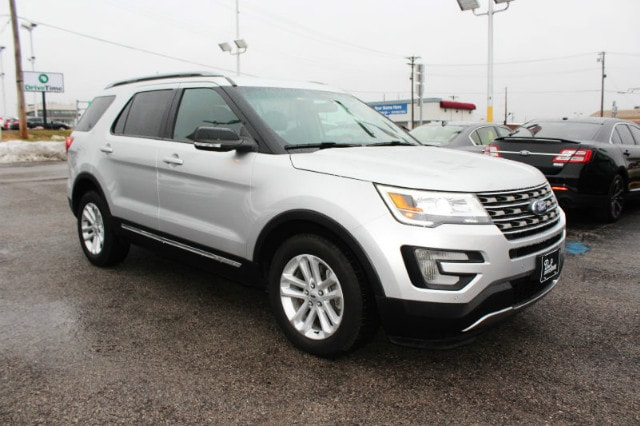 High Quality 2016 Ford Explorer XLT SUV