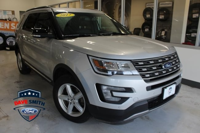 fb64b7b575 Used 2017 Ford Explorer For Sale at Dave Smith Ford
