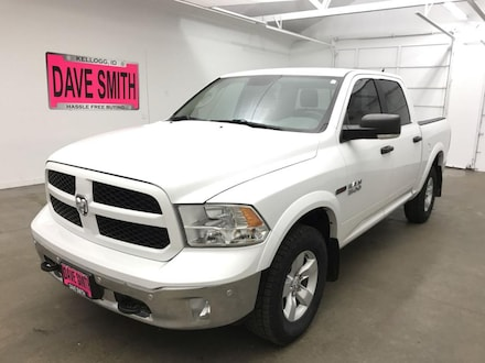 2015 Ram 1500 Outdoorsman Crew Cab Short Box  Truck