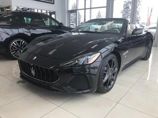 2019 Maserati GranTurismo Sport Car