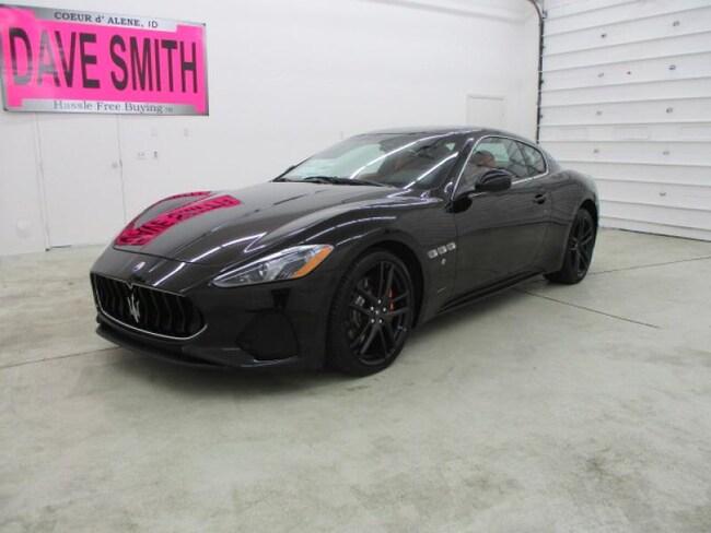 2018 Maserati GranTurismo MC Car