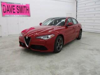 2018 Alfa Romeo Giulia Base Car
