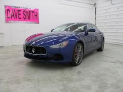 2017 Maserati Ghibli S Car