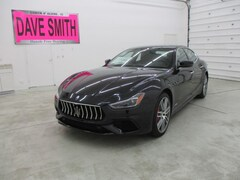 2018 Maserati Ghibli S Q4 Car