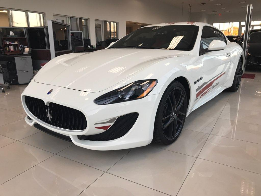 2017 Maserati GranTurismo MC Car