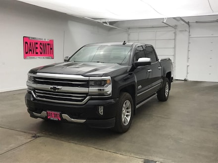 2016 Chevrolet Silverado 1500 High Country Crew Cab Short Box Truck