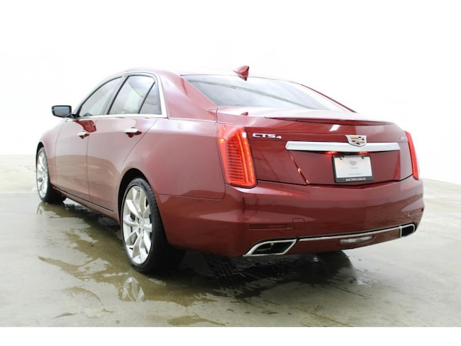 used 2016 cadillac cts 2 0l turbo premium collection dave smith sku57597x. Black Bedroom Furniture Sets. Home Design Ideas