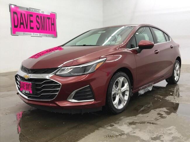 2019 Chevrolet Cruze Premier Hatchback