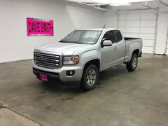 2016 GMC Canyon SLE Extended Cab Short Box Truck Extended Cab