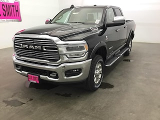 2019 Ram 2500 Laramie 4 Door Cab; Crew; Short Bed
