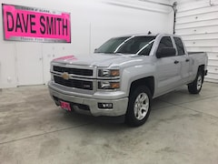2014 Chevrolet Silverado 1500 Z71 LT Double Cab Short Box Truck Double Cab