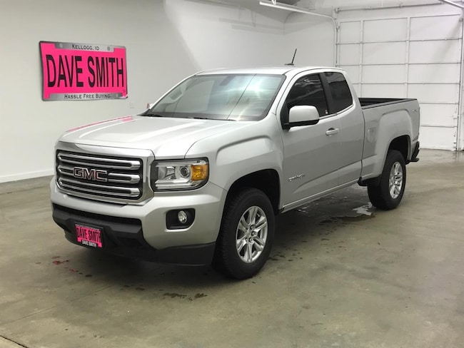 2019 GMC Canyon SLE Extended Cab Short Box Truck Extended Cab
