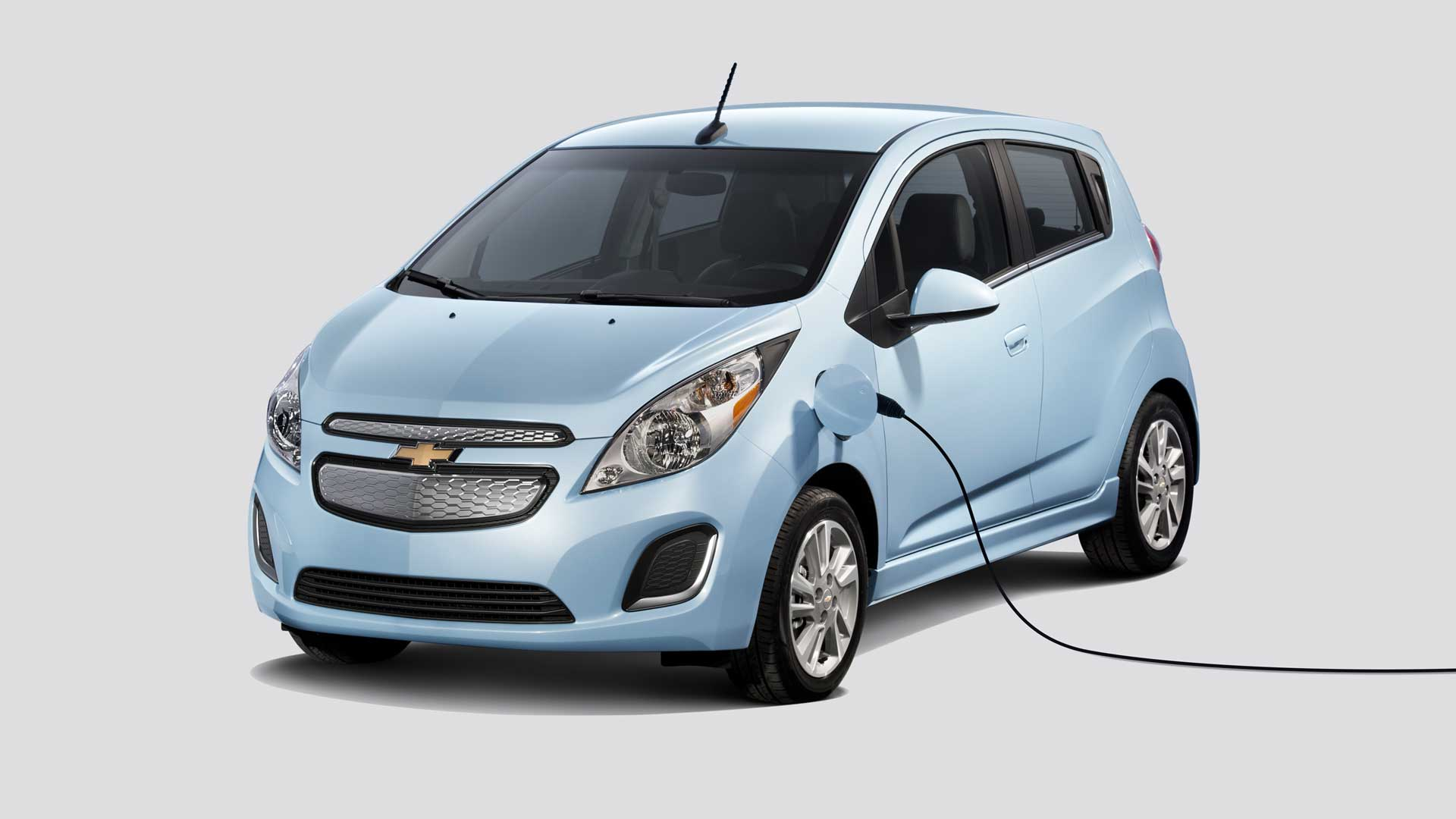 What If You Never Had To Put Gas In The Tank. NEVER! The 2014 Chevy Spark EV  ...