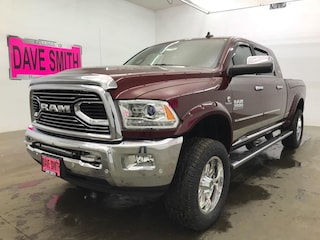 2018 Ram 3500 Limited 4x4 Mega Cab 6'4 Box