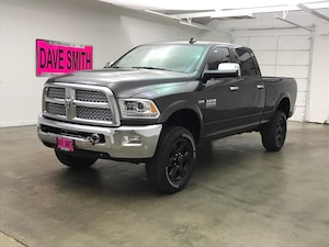 2016 Ram 2500 Laramie Power Wagon Crew Cab Short Box