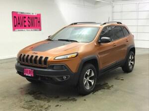 2016 Jeep Cherokee TrailHawk Sport Utility