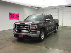 2017 GMC Sierra 1500 SLT Crew Cab Short Box