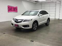 2017 Acura RDX Sport Utility SUV