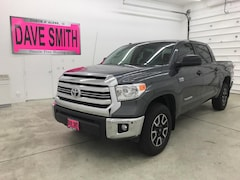 2017 Toyota Tundra SR5 Crew Cab Short Box Truck CrewMax