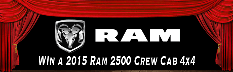 dave smith giveaway dave smith motors all new 2015 ram 2500 slt crew cab 9325