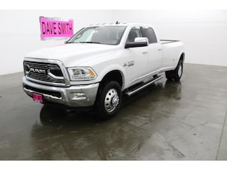 2018 Ram 3500 Limited 4x4 Crew Cab 8' Box