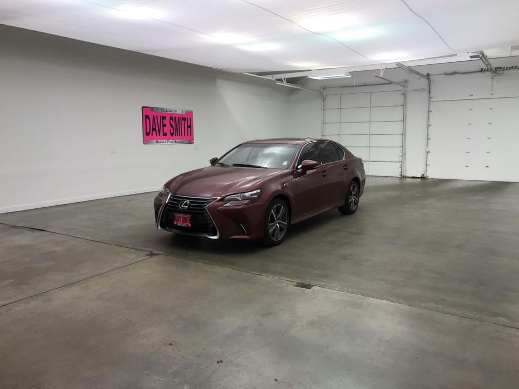 2016 LEXUS GS 350 Sedan