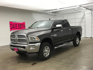 2015 Ram 2500 Laramie Power Wagon Crew Cab Short Box