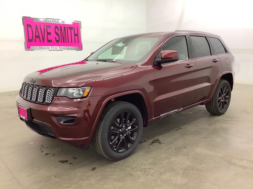 Jeep Grand Cherokee Door
