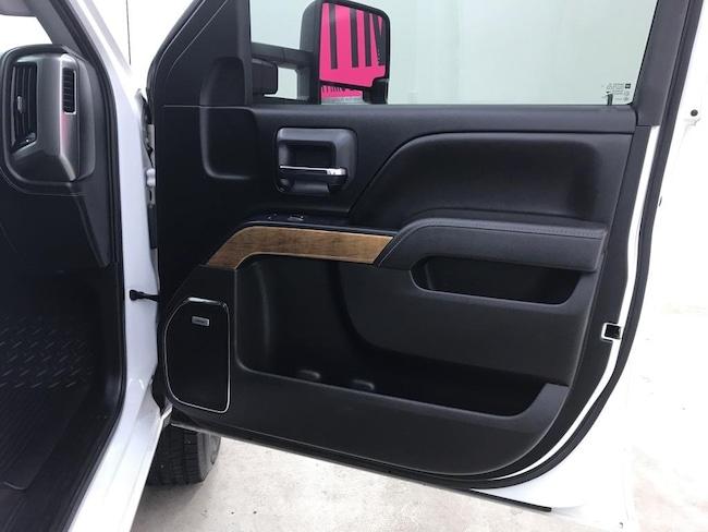 Used 2016 Chevrolet Silverado 2500HD LTZ Crew Cab Short Box | Dave