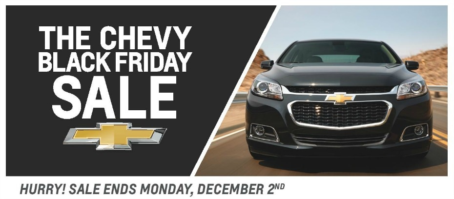 The Chevy Black Friday Sale | Dave Smith Motors