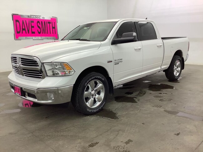 2019 Ram 1500 SLT 4 Door Cab; Crew; Long Bed