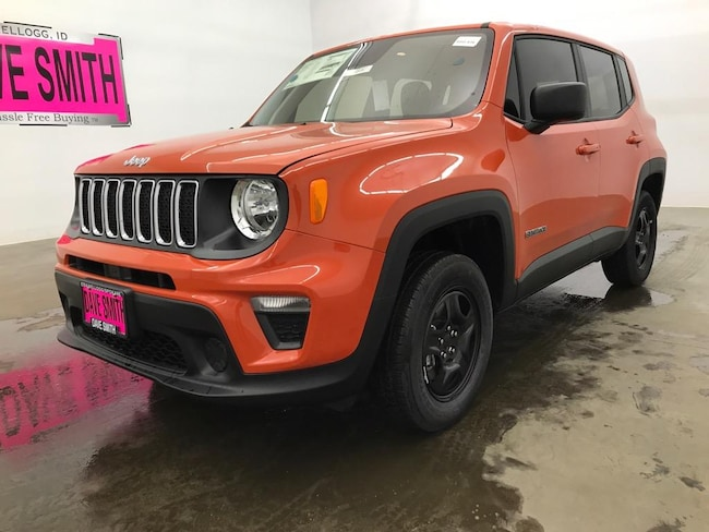New 2019 Jeep Renegade |Dave Smith Motors | 18067Z