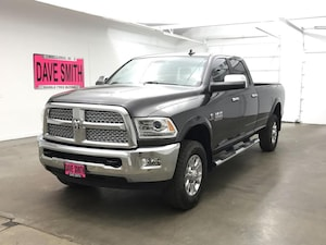 2016 Ram 3500 Laramie Crew Cab Long Box
