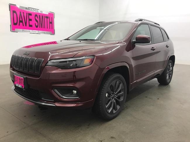 2019 Jeep Cherokee High Altitude 4x4