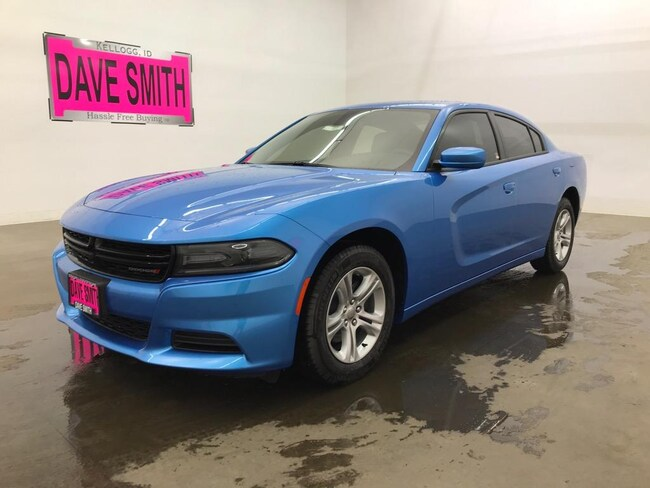 Dave Smith Motors >> New 2019 Dodge Charger Dave Smith Motors 16325z
