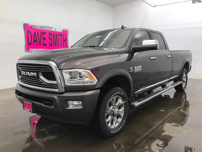2018 Ram 3500 Longhorn 4 Door Cab; Crew; Long Bed