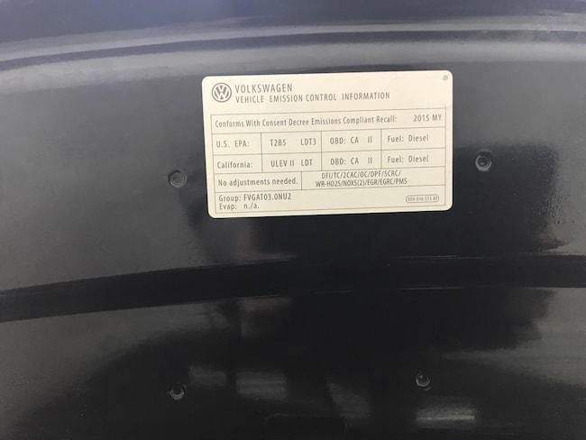 Used 2015 Volkswagen Touareg TDI   Dave Smith   SKU85833XB