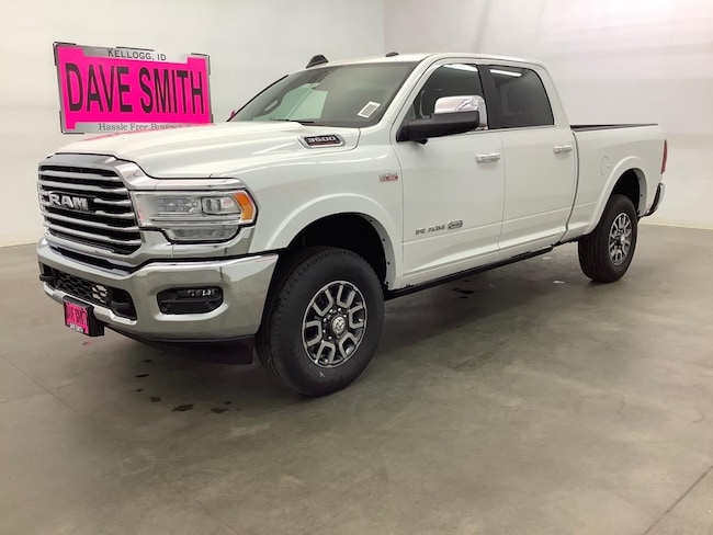 2019 Ram 3500 Longhorn 4 Door Cab; Crew; Short Bed