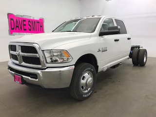 2018 Ram 3500 Chassis Tradesman 4WD Crew Cab 60 CA 172.4 WB