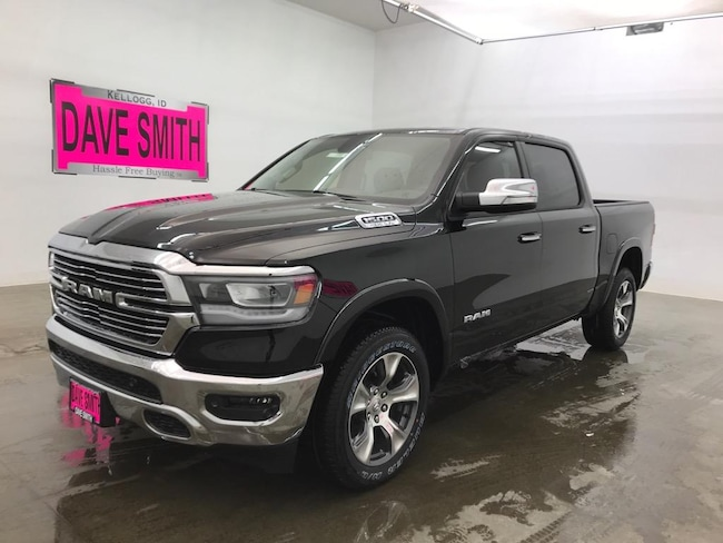 2019 Ram 1500 Laramie 4 Door Cab; Crew; Short Bed