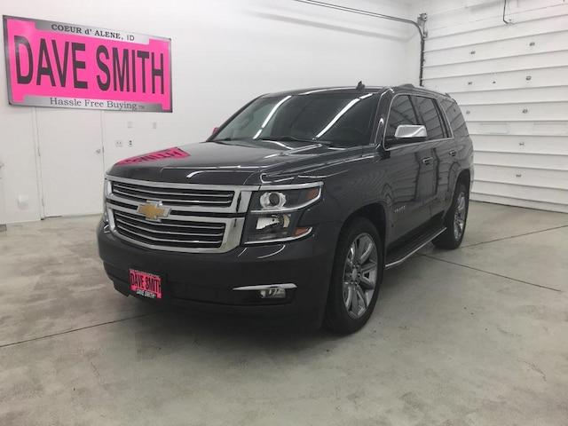 Used 2015 Chevrolet Tahoe LTZ | Dave Smith | SKU82840XA