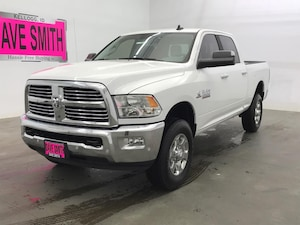 2018 Ram 2500 BIG HORN CREW CAB 4X4 6'4 BOX