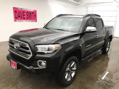 2017 Toyota Tacoma Limited Crew Cab Short Box 4x4 Truck Double Cab