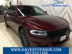 New 2019 Dodge Charger SXT AWD Sedan in Albert Lea, MN
